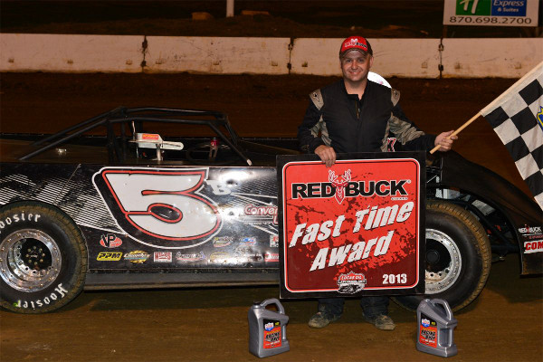 Mike Marlar #5 Red Buck – Fast Time