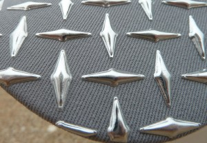 Tread Winter Racing Hat Closeup