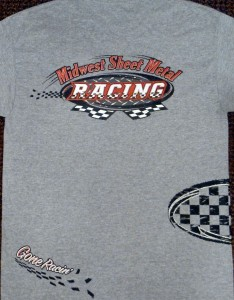Racing Shirt Back
